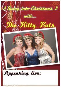 kitty-kats-christmas-poster