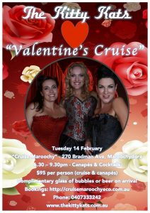 Valentines Cruise poster